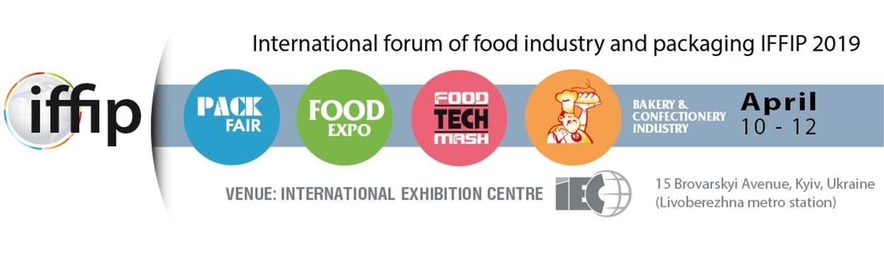 International Forum of Food Industry and Packaging in Ukraine