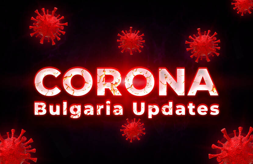Bulgaria Updates on Corona
