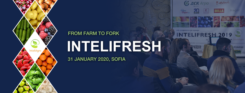 IntelFresh – the Bulgarian fresh produce forum