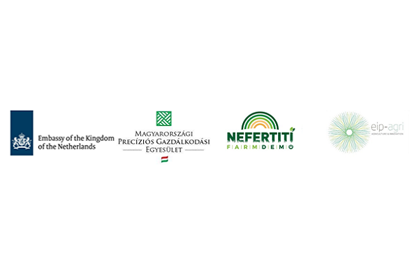 Logos of the organizers of the Farminar.