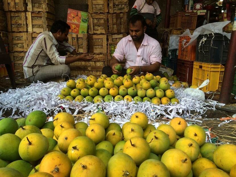 Fresh fruits India