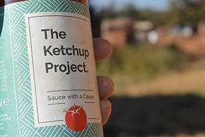 Ketchup Project steunt tomatentelers in Kenia