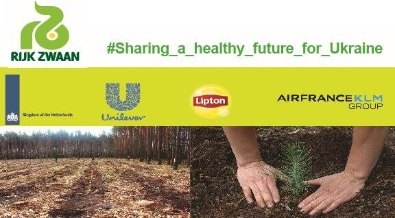 Sharing a healthy future for Ukraine
