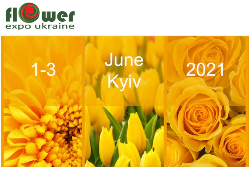 FLower Expo Ukraine 2021