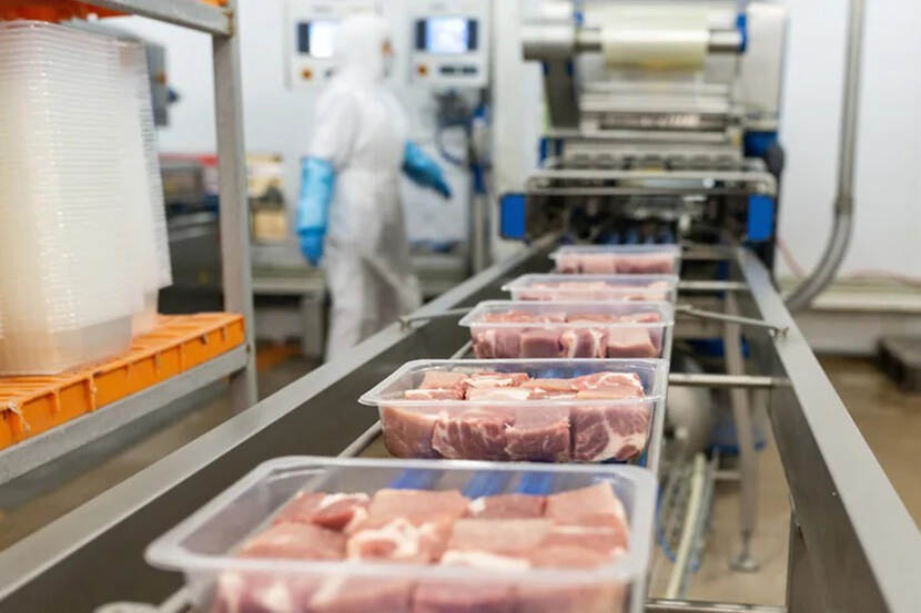 Production of meat