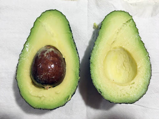 Avocado, fashionable fruit in Europe