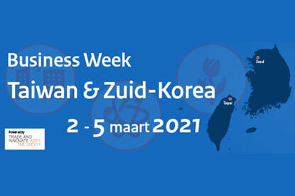 Business week Taiwan en Zuid-Korea