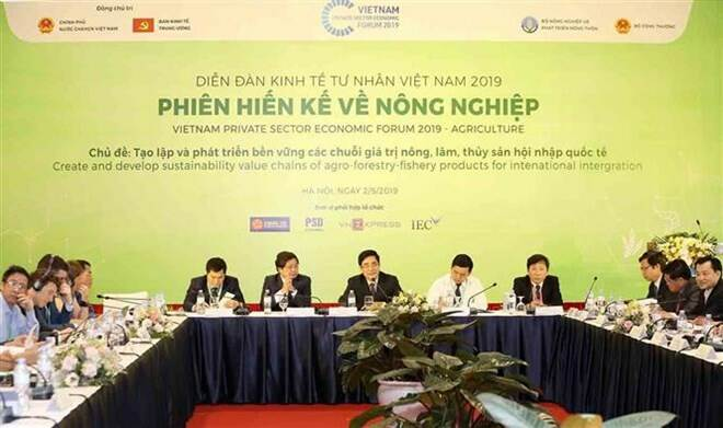VN Private Sector Economic Forum