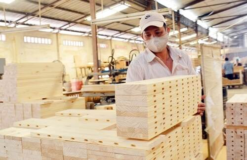 Vietnam wood export