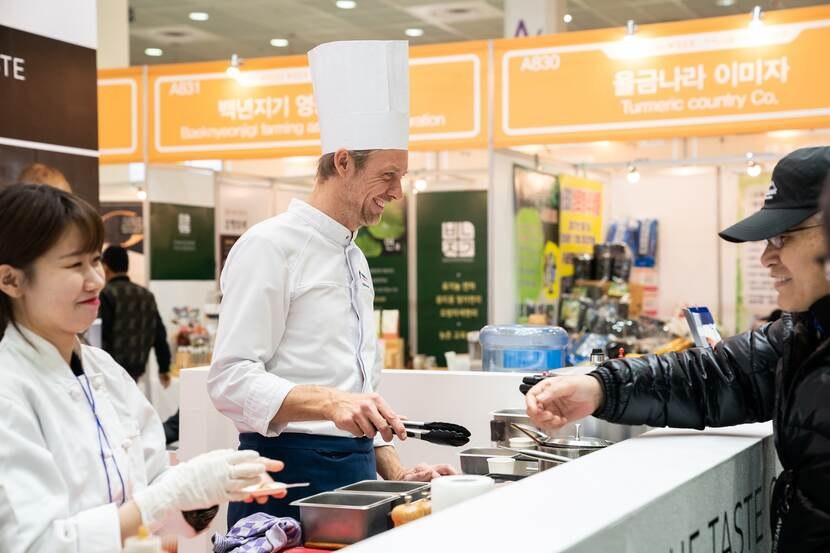 Coex Food Week_Chef