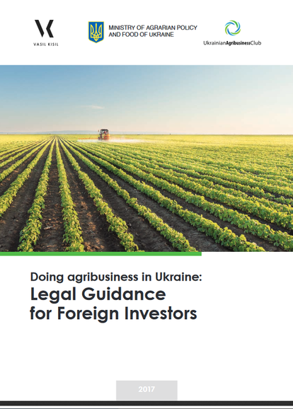 Market study - legal guidance for foreign investors